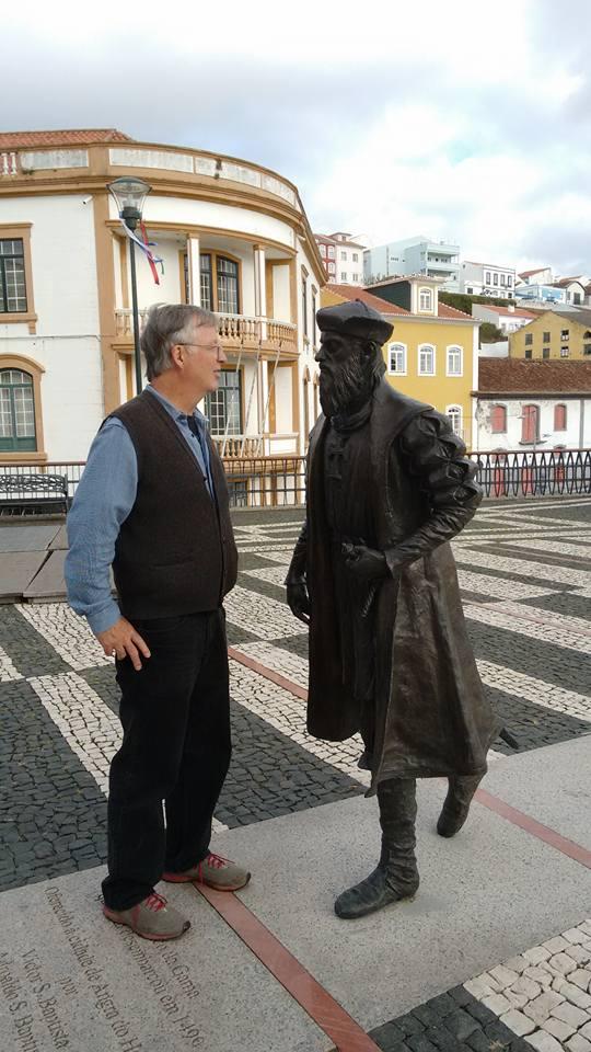 Vasco de Gama and Randy