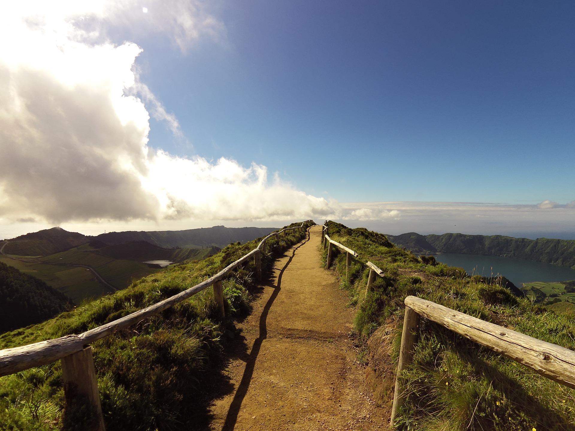 trekking Azores
