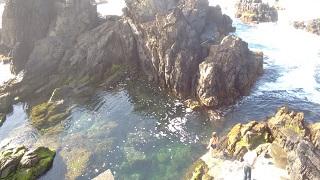 Terceira ocean at Quatro Ribeiras