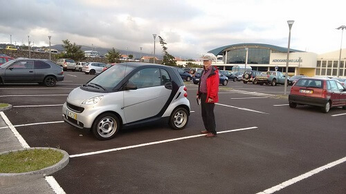 Rent a Car in Azores