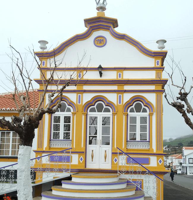The Imperios Of Terceira